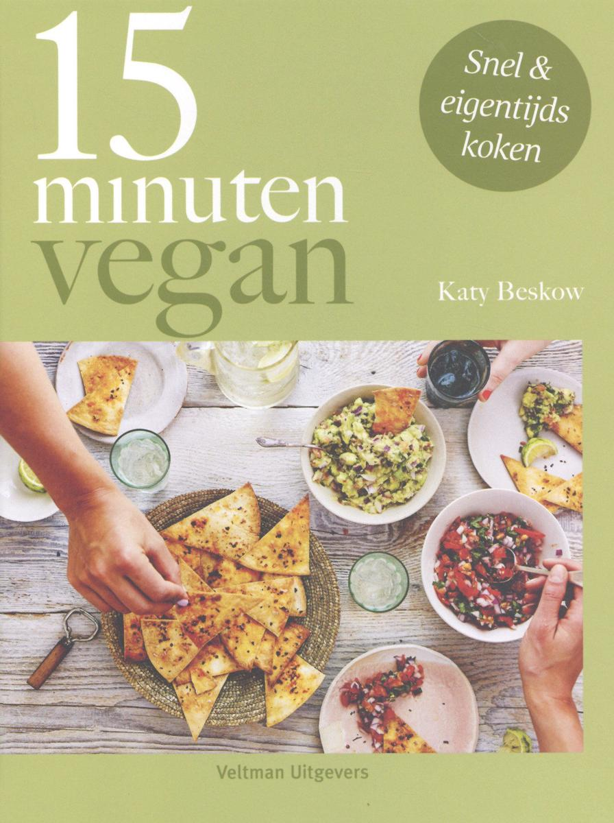 15 minuten vegan (2018) cover