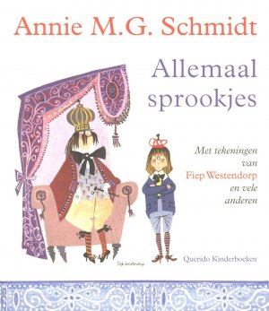 Allemaal sprookjes cover
