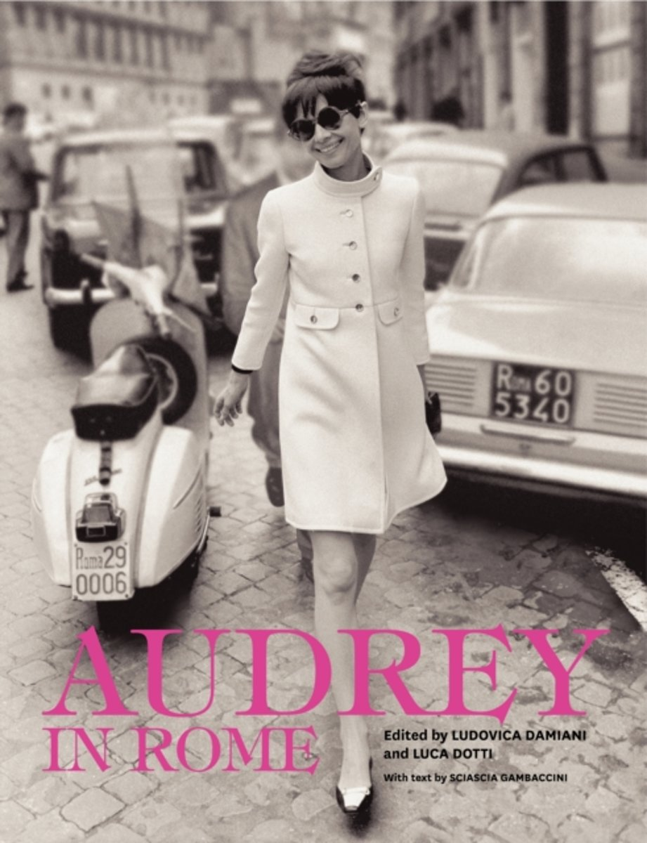 Audrey in Rome cover