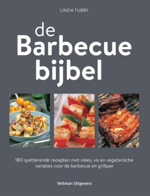 de Barbecuebijbel cover
