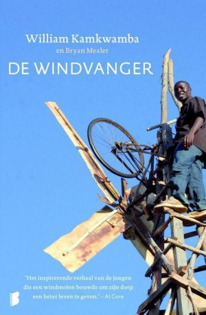 De Windvanger cover