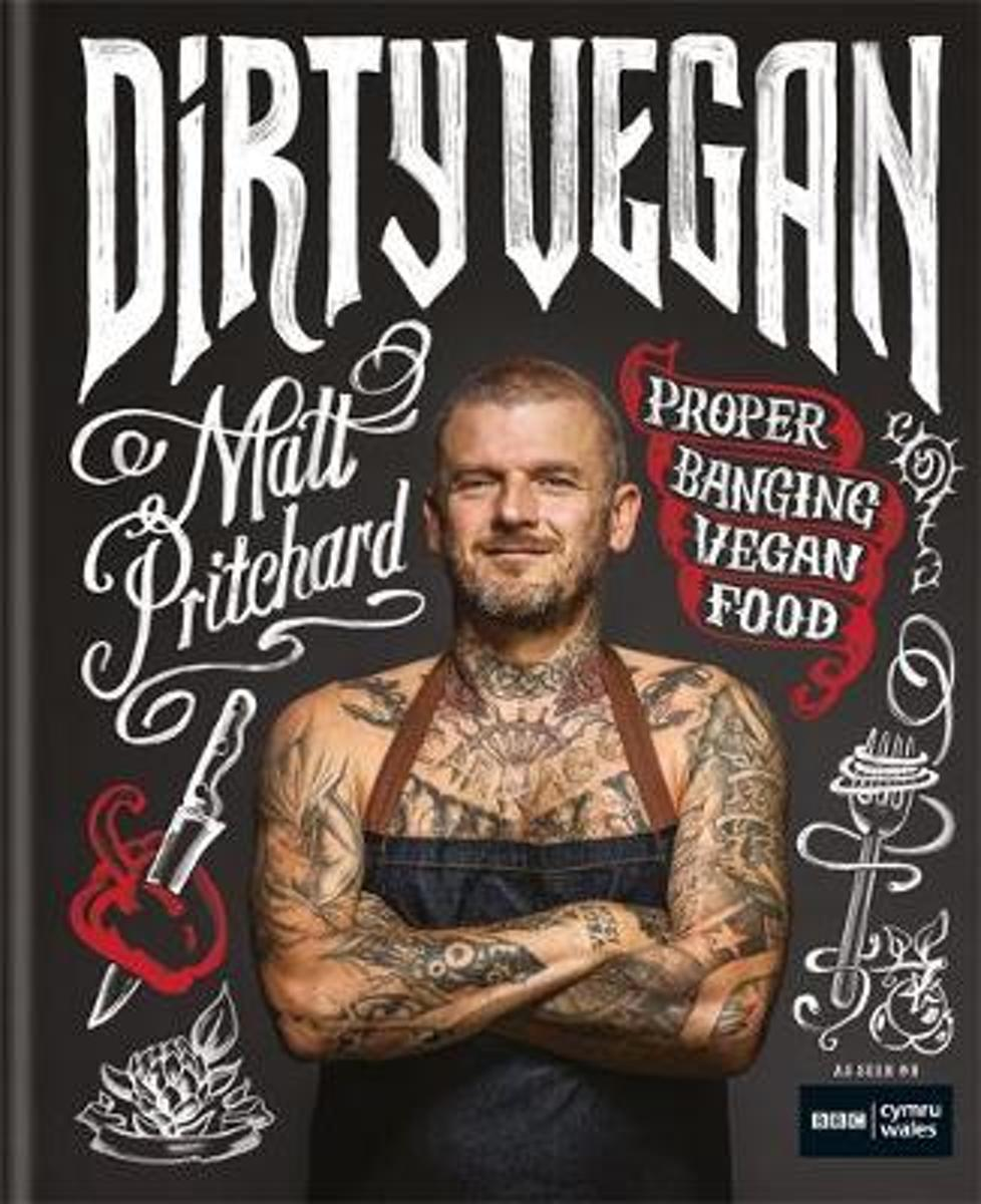 Dirty Vegan (2018) cover