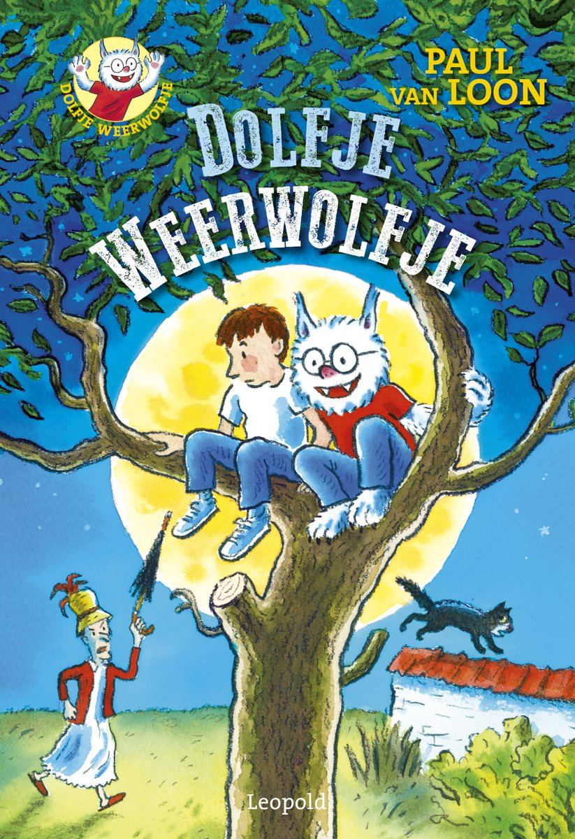 Dolfje Weerwolfje cover