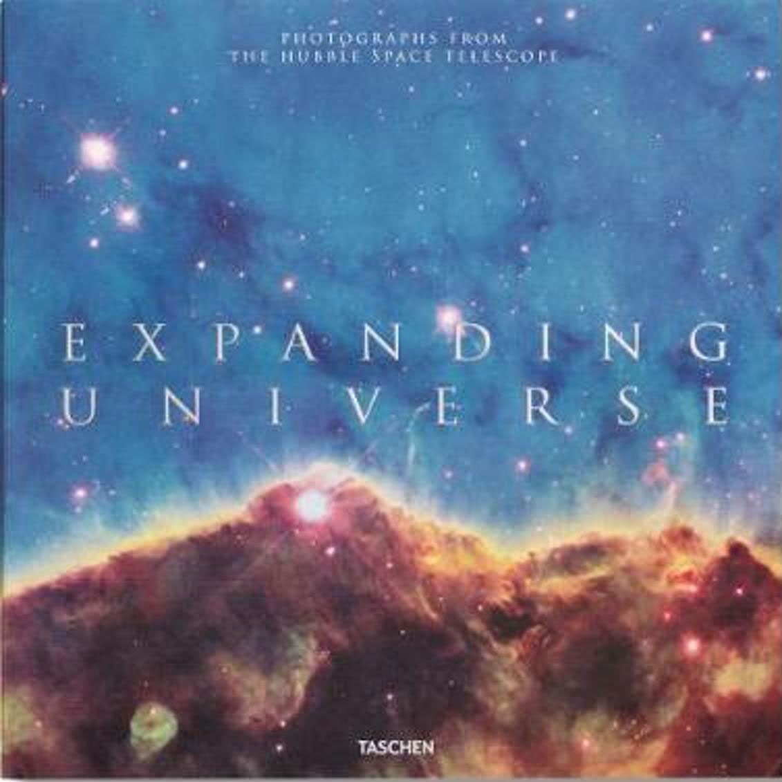 Expanding Universe: Photographs from Hubble Space Telescope cover