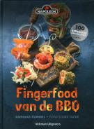Fingerfood van de BBQ cover