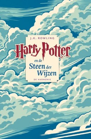 Harry Potter en de steen der wijzen cover