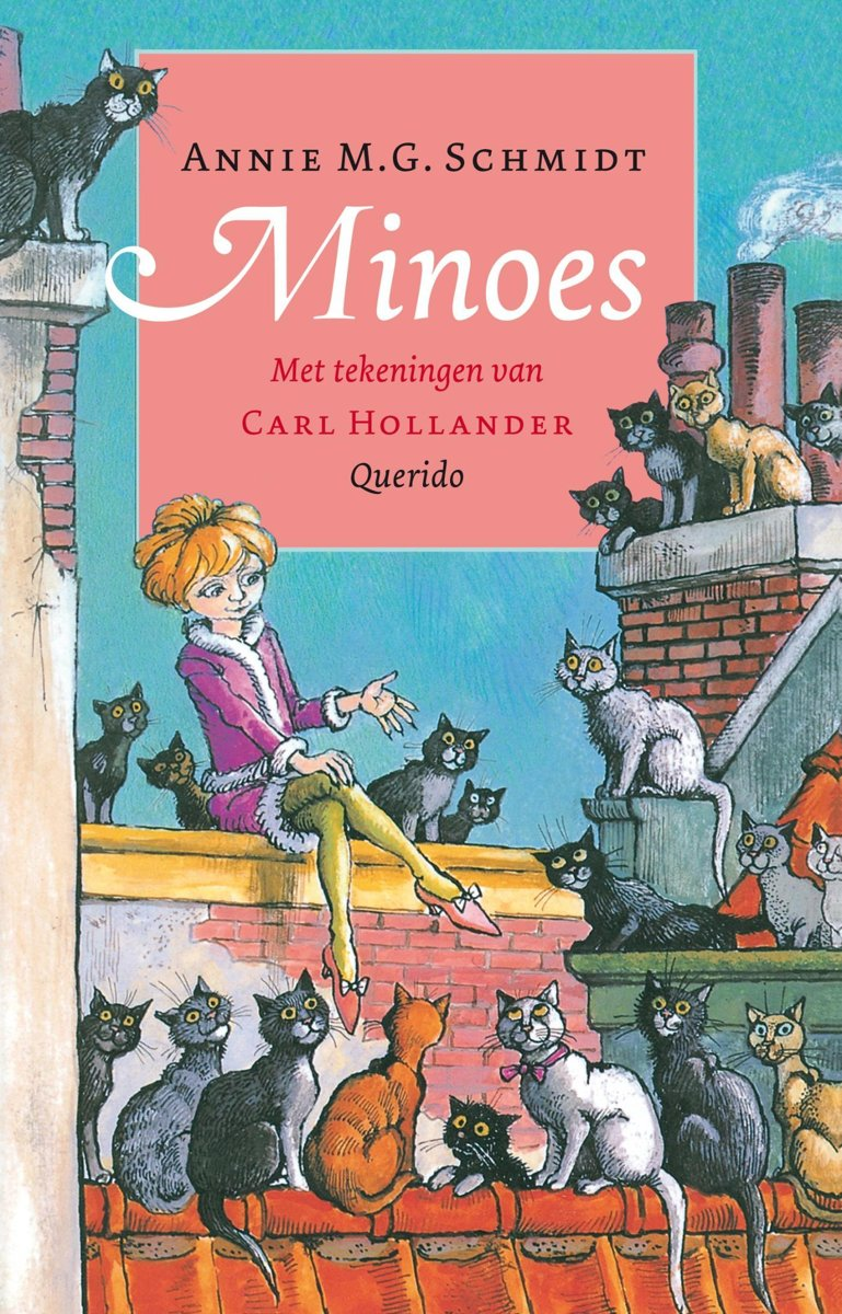 Minoes cover