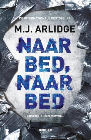 Naar bed, naar bed cover
