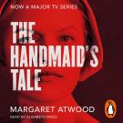 The Handmaid's Tale ~ Elisabeth Moss cover