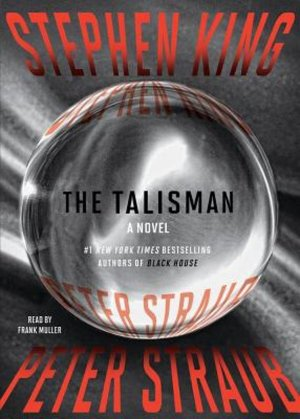 The Talisman ~ Frank Muller cover