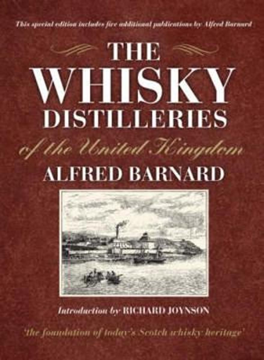 The Whisky Distilleries of the United Kingdom cover