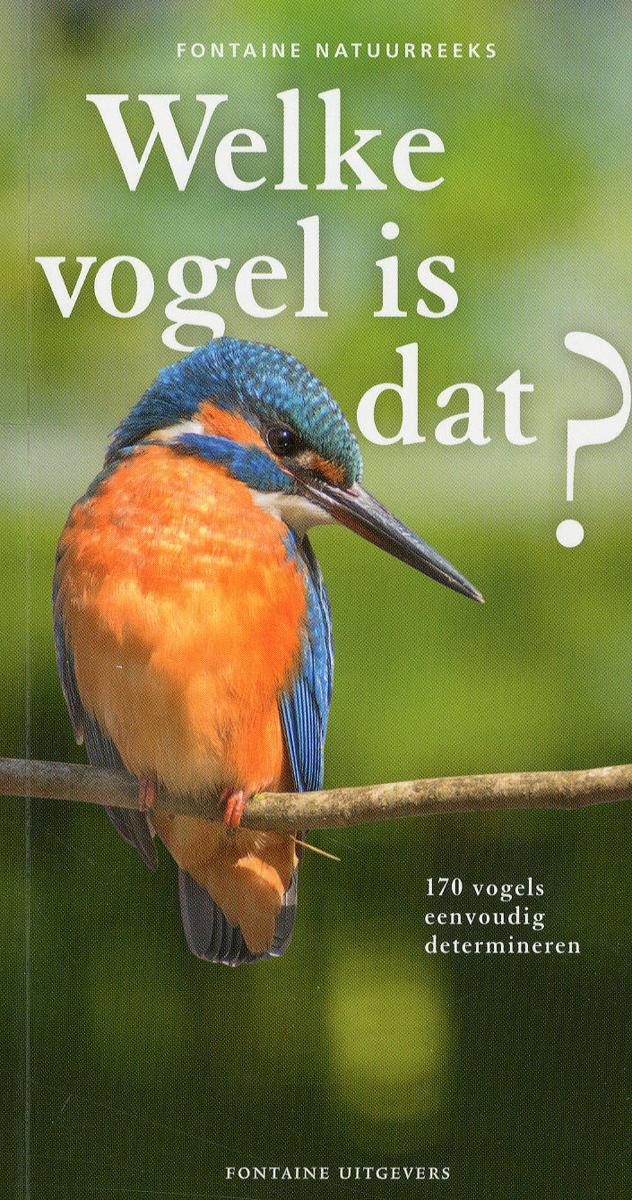 Welke vogel is dat? cover