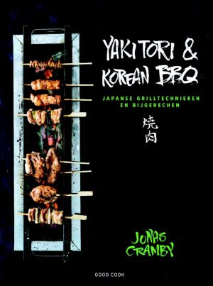 Yakitori & Korean BBQ cover